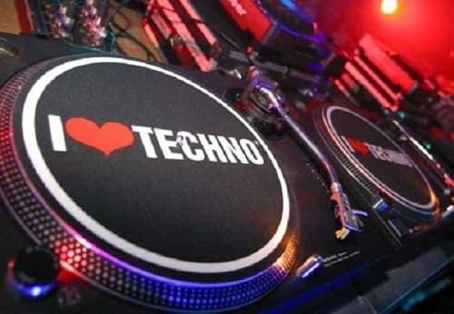 I Love Techno Festival in Ghent Live DJ-Sets COMPILATION (1998 - 2013)